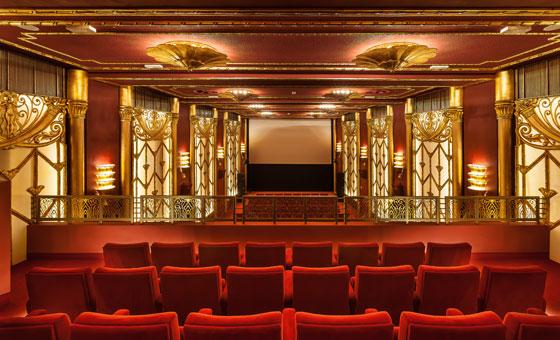 Cinema Fulgor - sala Federico -