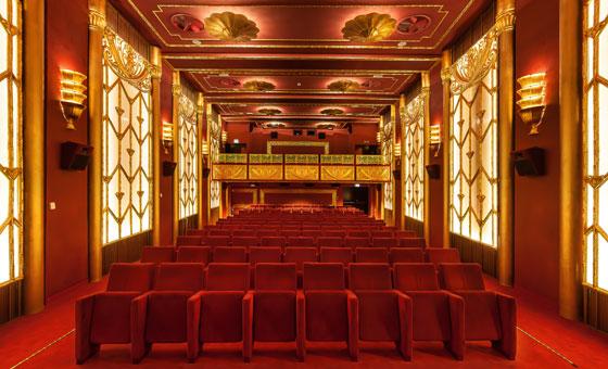 Cinema Fulgor - sala Federico - salone
